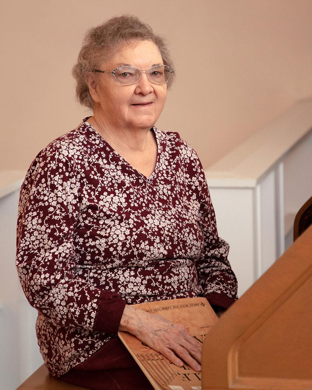Nancy M. Moyer