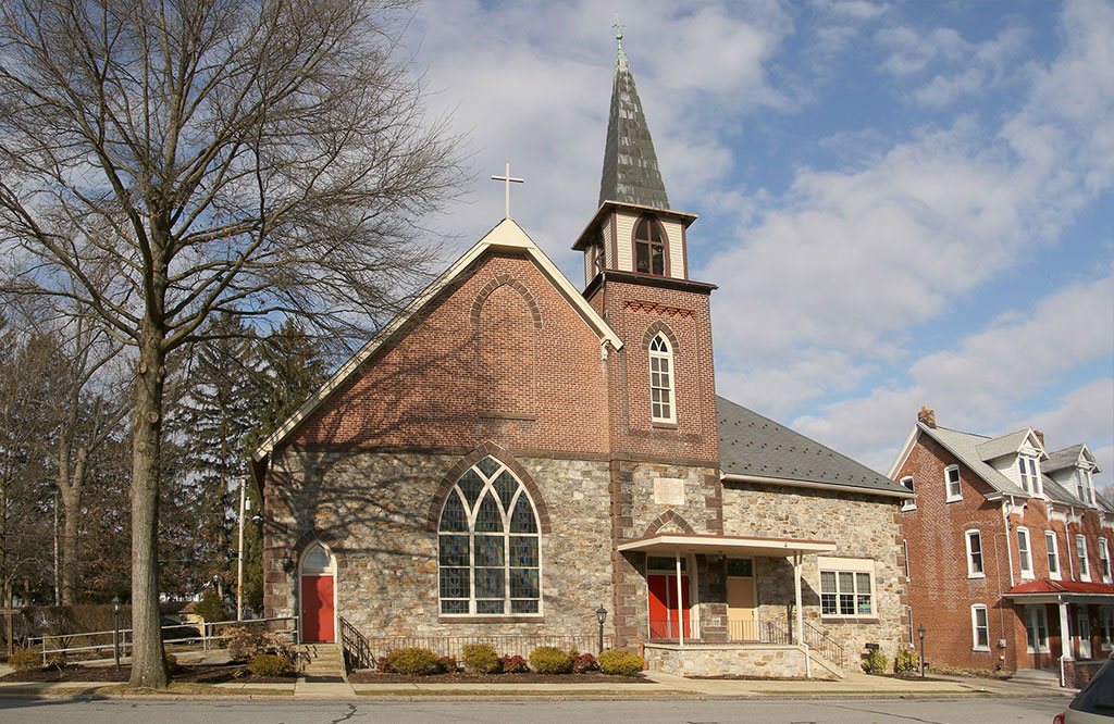 Trinity Lutheran Church of Wernersville